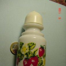 Miniaturas de perfumes antiguos: 2862 AVON FRASCO DE COLONIA CON FORMA DE SALERO ESPECIERO - MAS EN COSAS&CURIOSAS. Lote 9075620