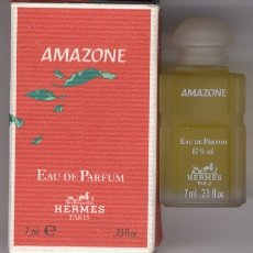 Miniaturas de perfumes antiguos: AMAZONE . Lote 15213488