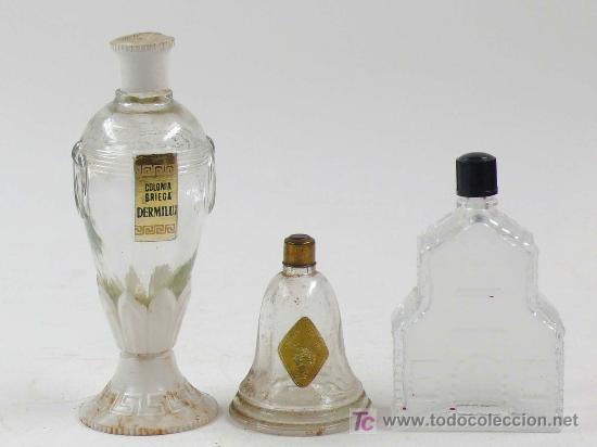 venta de botellas de perfume vacias