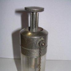 Miniaturas de perfumes antiguos: ANTIGUO DOSIFICADOR DE PERFUME. Lote 26254102