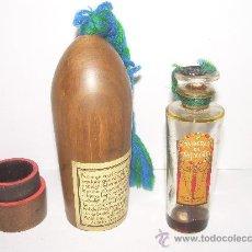 Miniaturas de perfumes antiguos: ANTIGUO PERFUME MADERAS DE ORIENTE -- MYRURGIA. Lote 26657062