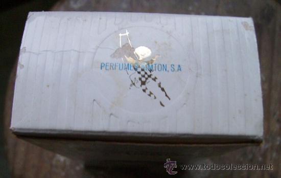 Miniaturas de perfumes antiguos: Colonia infantil Benjamín. Perfumes Kimton, S.A., Mataró. - Foto 3 - 59000368