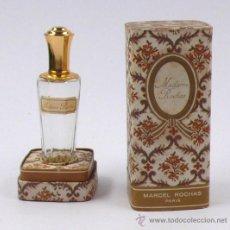 Miniaturas de perfumes antiguos: BOTELLA DE COLONIA MADAME ROCHAS, EN CAJA ORIGINAL. TAMAÑO CAJA: 13 CM ALTURA. Lote 26502614