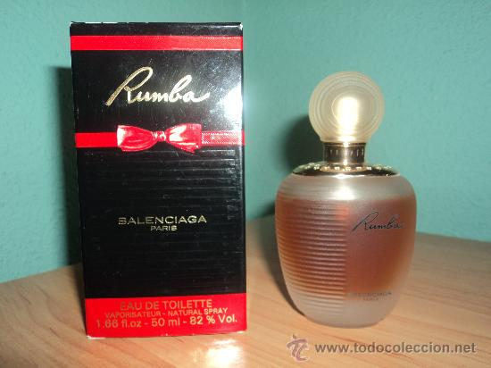 Las bacterias información carne  Colonia perfume rumba de balenciaga - 50 ml. sp - Sold through Direct Sale  - 26796690