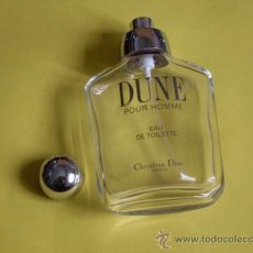Miniaturas de perfumes antiguos: FRASCO VACÍO PERFUME DUNE. Lote 128267930