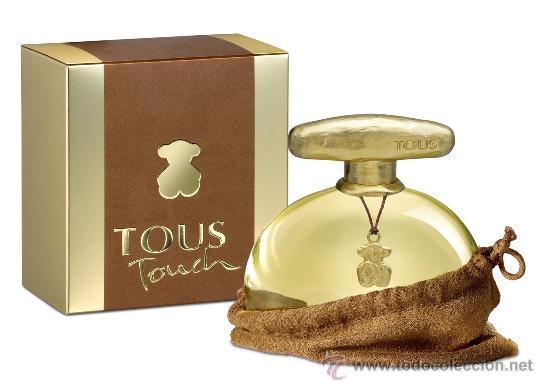 miniaturas de perfumes tous