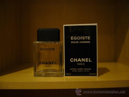 2babeaf7add frasco vacio de perfume egoiste chanel - Comprar Miniaturas de ...
