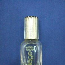 Miniaturas de perfumes antiguos: MINIATURA PERFUME - ALLIAGE DE ESTEE LAUDER - 4ML - EDP - VACIA. Lote 34568704