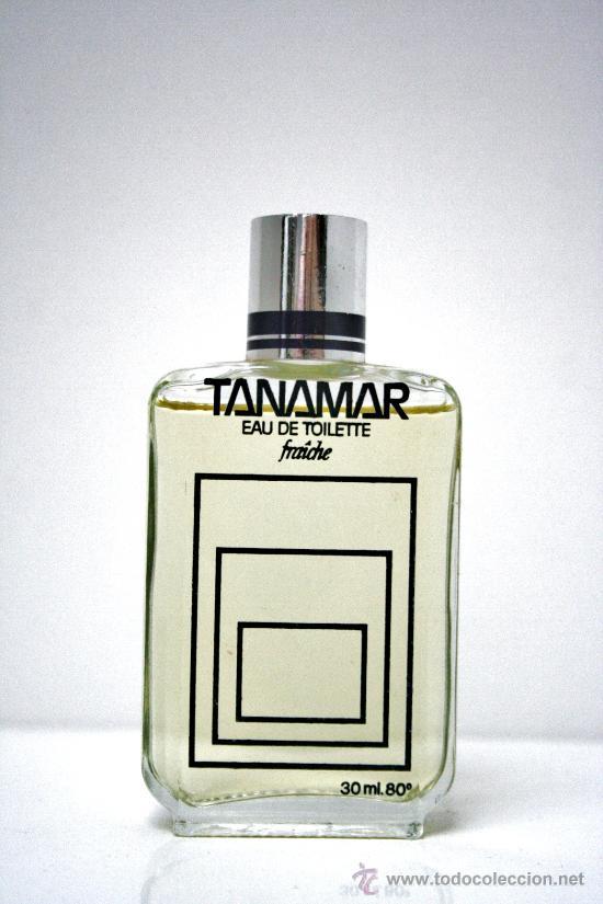 TANAMAR DE PARERA COLONIA 30ML DESAPAREC (Coleccionismo - Miniaturas de Perfumes)