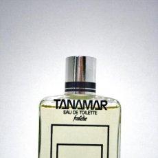 Miniaturas de perfumes antiguos: TANAMAR DE PARERA COLONIA 30ML DESAPAREC. Lote 46104901