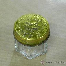 Miniaturas de perfumes antiguos: ANTIGUA FRASCO DE CRISTAL TIGER BALM, MIDE 3,7 CMS.. Lote 33626219