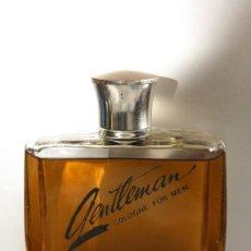 Miniaturas de perfumes antiguos: ANTIGUA BOTELLA DE GENTLEMAN DE LUXANA - VINTAGE. Lote 34011040
