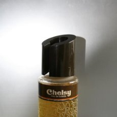 Miniaturas de perfumes antiguos: CHELSY EDT 200ML. VINTAGE. Lote 34084126