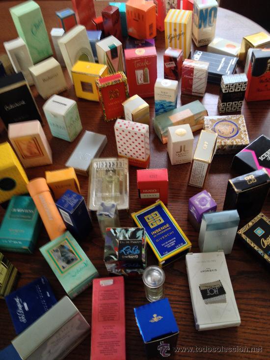 perfumes en miniaturas originales