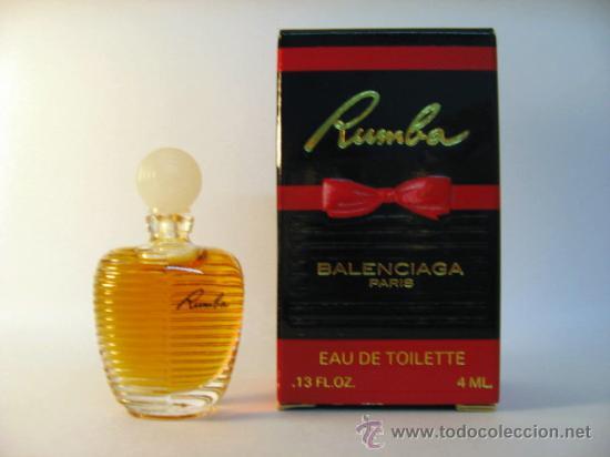 Rumbaedt 4mlDe En Venta Mini Perfume Balenciaga Vi Vendido nOwNPk80X