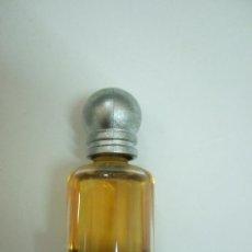 Miniaturas de perfumes antiguos: MINIATURA HALLOWEEN DE JESUS DEL POZO - 5ML - EDT - MITAD CONTENIDO. Lote 34553007