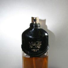 Miniaturas de perfumes antiguos: ANTIGUA BOTELLA DE MAGIE NOIRE EDT DE LANCOME 100ML. VINTAGE. Lote 153364157