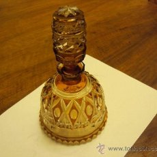 Miniaturas de perfumes antiguos: RECIPIENTE COLONIA EXTRAORDINARIO. Lote 34966583