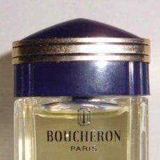 Miniaturas de perfumes antiguos: EAU DE TOILETTE MINI BOUCHERON, SIN CAJA. Lote 35855756
