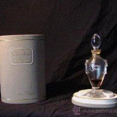 Miniaturas de perfumes antiguos: ANFORA MISS DIOR AÑOS 40. Lote 36439434
