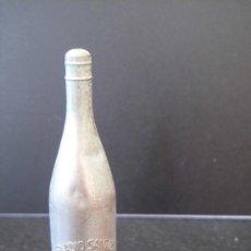 Miniaturas de perfumes antiguos: ANTIGUO PERFUMADOR PUBLICIDAD ELADIO SANTOS LEON LEER DESCRIPCION. Lote 36845141