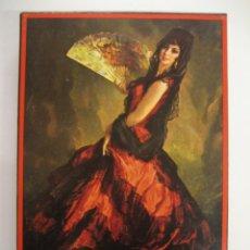 Miniaturas de perfumes antiguos: CAJA DE PERFUMERÍA MYRURGIA, JABÓN MAJA. Lote 35083283