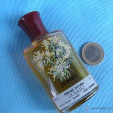 Miniaturas de perfumes antigos: BOTELLA DE COLONIA PERFUME NATURAL OCÉANO JAZMIN. ISLAS CANARIAS.. Lote 40490062