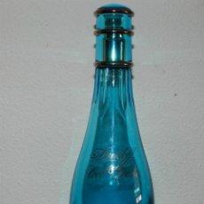 Miniaturas de perfumes antiguos: FRASCO EAU DE TOILETTE DAVIDOFF COOL WATER WOMAN GIGANTE FICTICIO. Lote 41594468