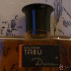 Miniaturas de perfumes antiguos: COLONIA -TABU DE DANA. Lote 42346135