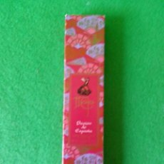 Miniaturas de perfumes antiguos: CAJA DE JABON MAJA PASION DE ESPAÑA MYRURGIA. Lote 42346479
