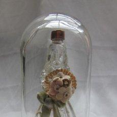 Miniaturas de perfumes antiguos: RARA BOTELLA PERFUME AÑOS 30 DE COLECCION CRISTAL DE LA CASA DE PERFUMES BABS.. Lote 42842081