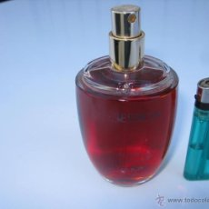 Miniaturas de perfumes antiguos: FRASCO BOTELLA O BOTE DE PERFUME. Lote 43311745