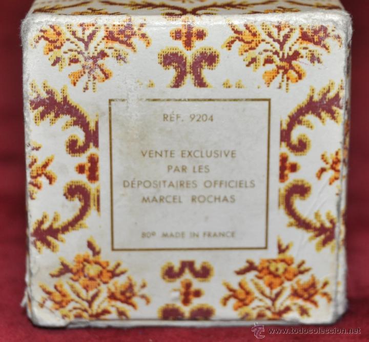 Miniaturas de perfumes antiguos: LOTE DE 10 BOTELLAS DE PERFUME ANTIGUAS, VARIOS MODELOS Y AÑOS - Foto 6 - 114979546