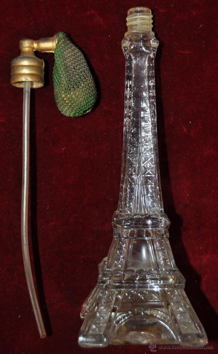 Miniaturas de perfumes antiguos: LOTE DE 10 BOTELLAS DE PERFUME ANTIGUAS, VARIOS MODELOS Y AÑOS - Foto 21 - 114979546