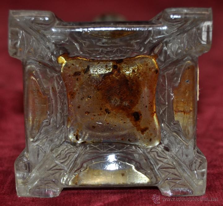 Miniaturas de perfumes antiguos: LOTE DE 10 BOTELLAS DE PERFUME ANTIGUAS, VARIOS MODELOS Y AÑOS - Foto 22 - 114979546
