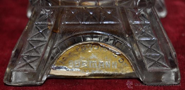 Miniaturas de perfumes antiguos: LOTE DE 10 BOTELLAS DE PERFUME ANTIGUAS, VARIOS MODELOS Y AÑOS - Foto 24 - 114979546