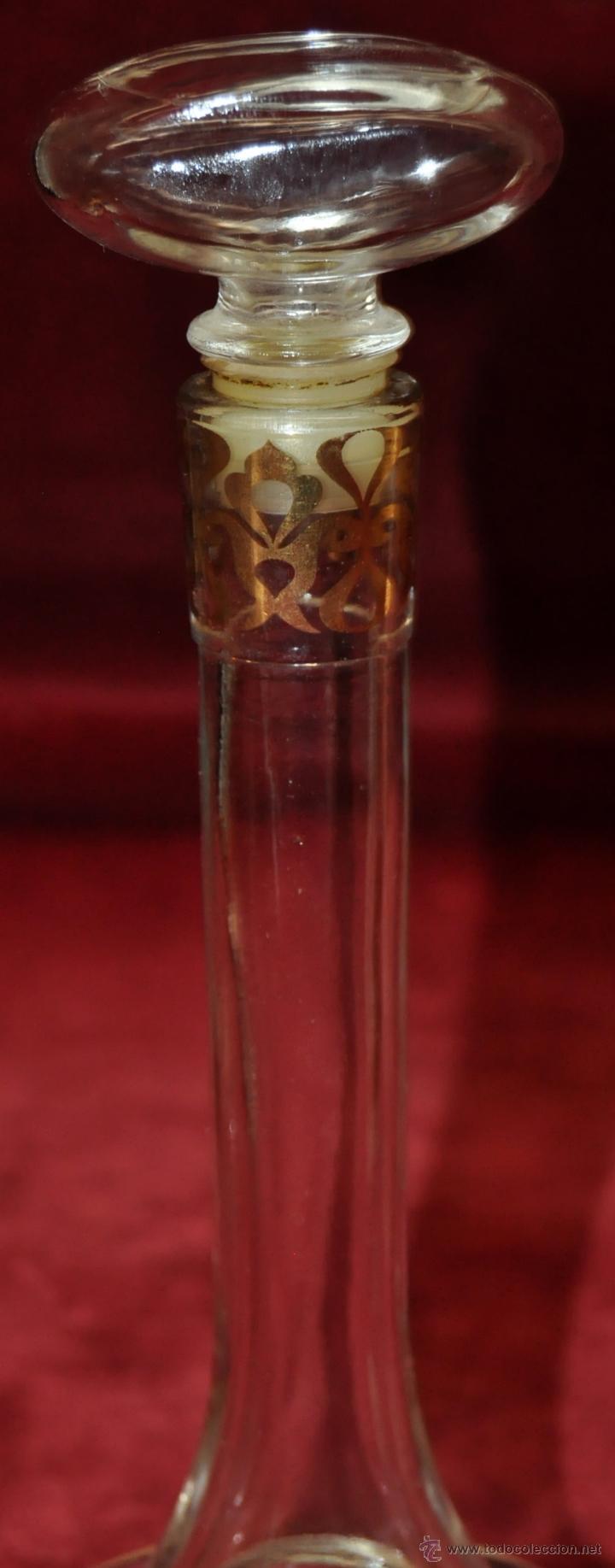 Miniaturas de perfumes antiguos: LOTE DE 10 BOTELLAS DE PERFUME ANTIGUAS, VARIOS MODELOS Y AÑOS - Foto 30 - 114979546
