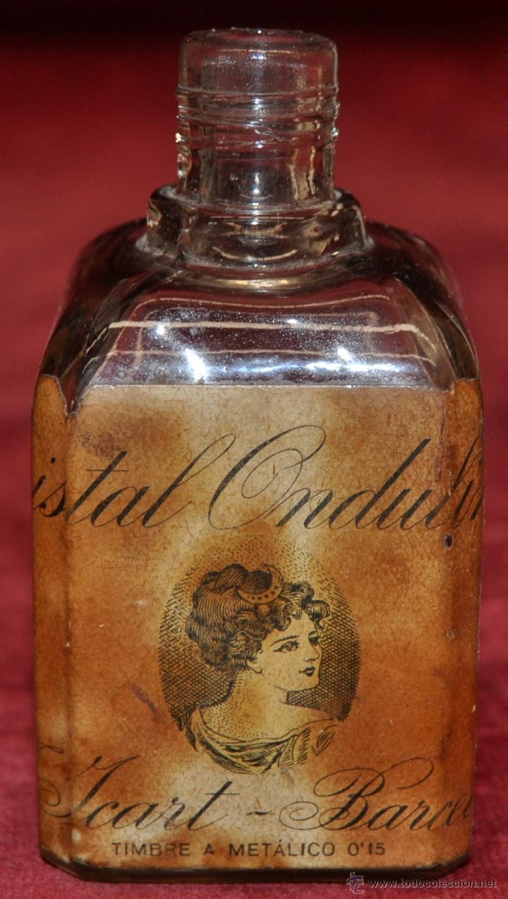 Miniaturas de perfumes antiguos: LOTE DE 10 BOTELLAS DE PERFUME ANTIGUAS, VARIOS MODELOS Y AÑOS - Foto 37 - 114979546