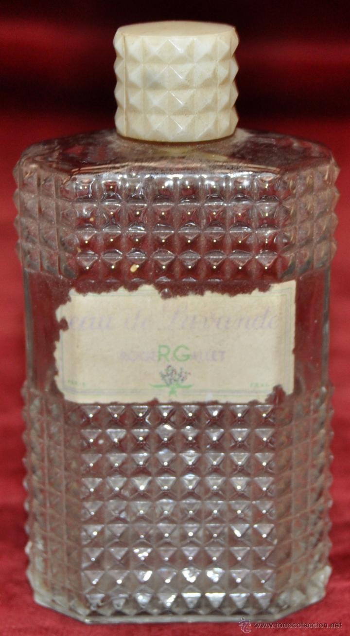 Miniaturas de perfumes antiguos: LOTE DE 10 BOTELLAS DE PERFUME ANTIGUAS, VARIOS MODELOS Y AÑOS - Foto 41 - 114979546