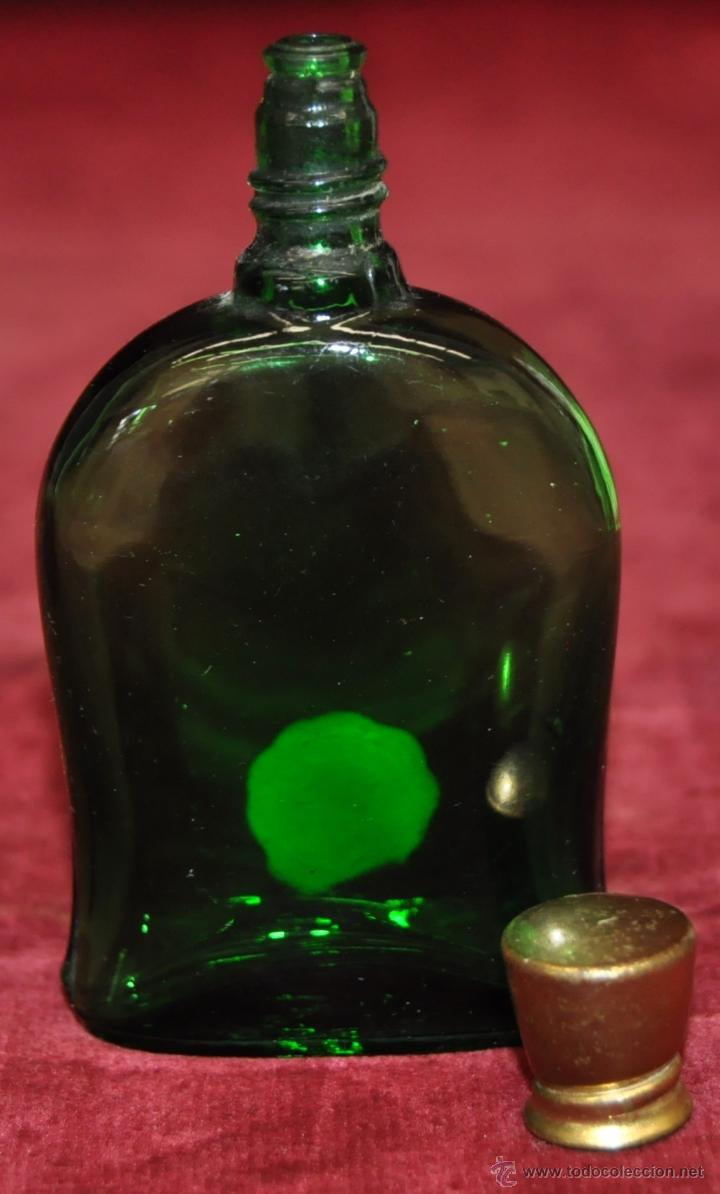 Miniaturas de perfumes antiguos: LOTE DE 10 BOTELLAS DE PERFUME ANTIGUAS, VARIOS MODELOS Y AÑOS - Foto 43 - 114979546
