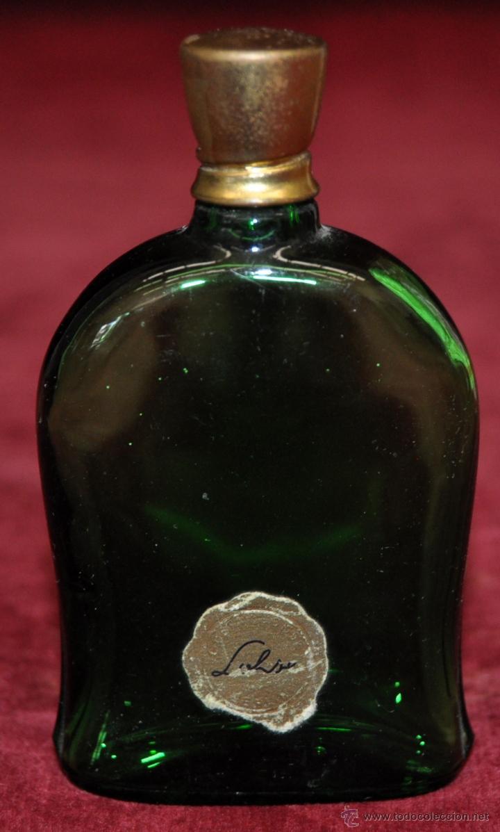 Miniaturas de perfumes antiguos: LOTE DE 10 BOTELLAS DE PERFUME ANTIGUAS, VARIOS MODELOS Y AÑOS - Foto 45 - 114979546