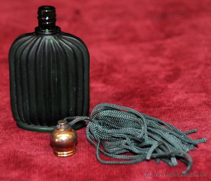 Miniaturas de perfumes antiguos: LOTE DE 10 BOTELLAS DE PERFUME ANTIGUAS, VARIOS MODELOS Y AÑOS - Foto 46 - 114979546