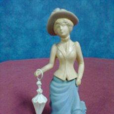 Miniaturas de perfumes antiguos: BOTELLA PROMISE OF HEAVEN AVON. Lote 44795917