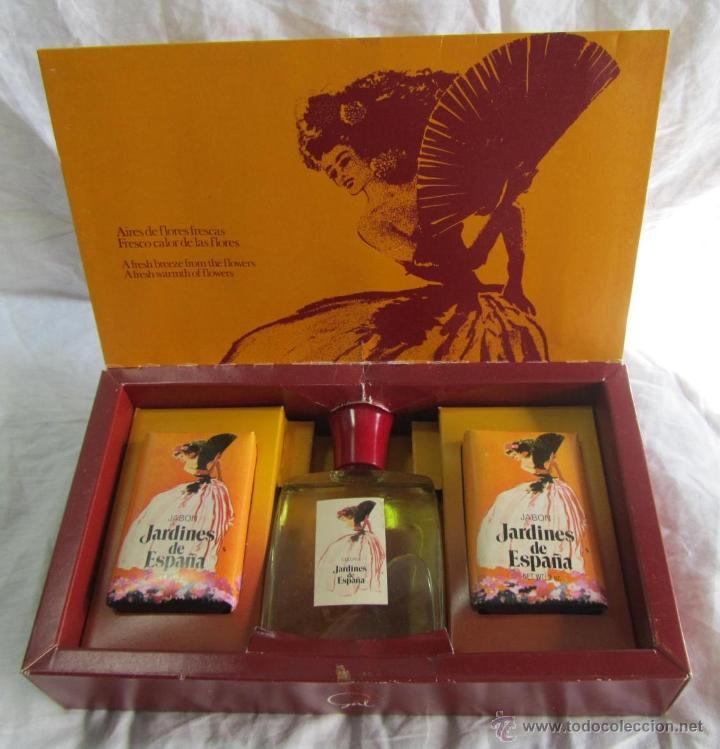 perfumes de españa