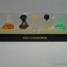Miniaturas de perfumes antiguos: MINIATURAS DE PERFUME DALI COLLECTION. Lote 45986457