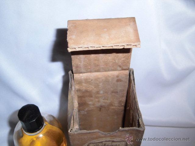 Miniaturas de perfumes antiguos: ANTIGUO FRASCO DE COLONIA ESTELAR DE DANA TIENE LA ETIQUETA ALGO AJADA - Foto 3 - 46816017