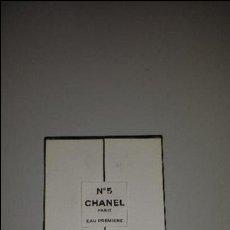 Miniaturas de perfumes antiguos: CHANEL 5. Lote 46873533
