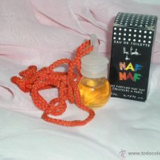 Miniaturas de perfumes antiguos: MINIATURA SIN CAJA PERFUME NAF NAF - PERFECTO ESTADO. Lote 21012616