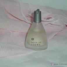 Miniaturas de perfumes antiguos: MINIATURA SIN CAJA PERFUME AGUA DE LOEWE . Lote 47189014