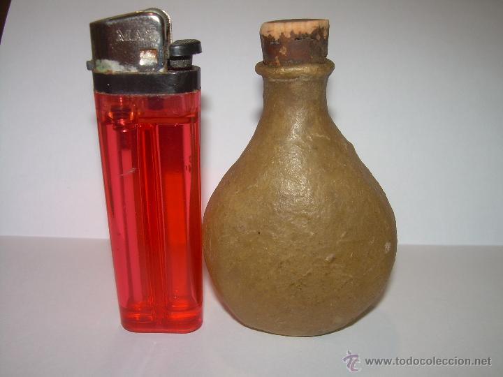 Miniaturas de perfumes antiguos: ANTIGUO RECIPENTE DE TRIPA POSIBLEMENTE PARA PERFUME...PARECE UNA FIGUETA. - Foto 4 - 47301276